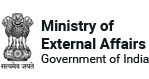 Ministry of External Affairs : External website that opens in a new window