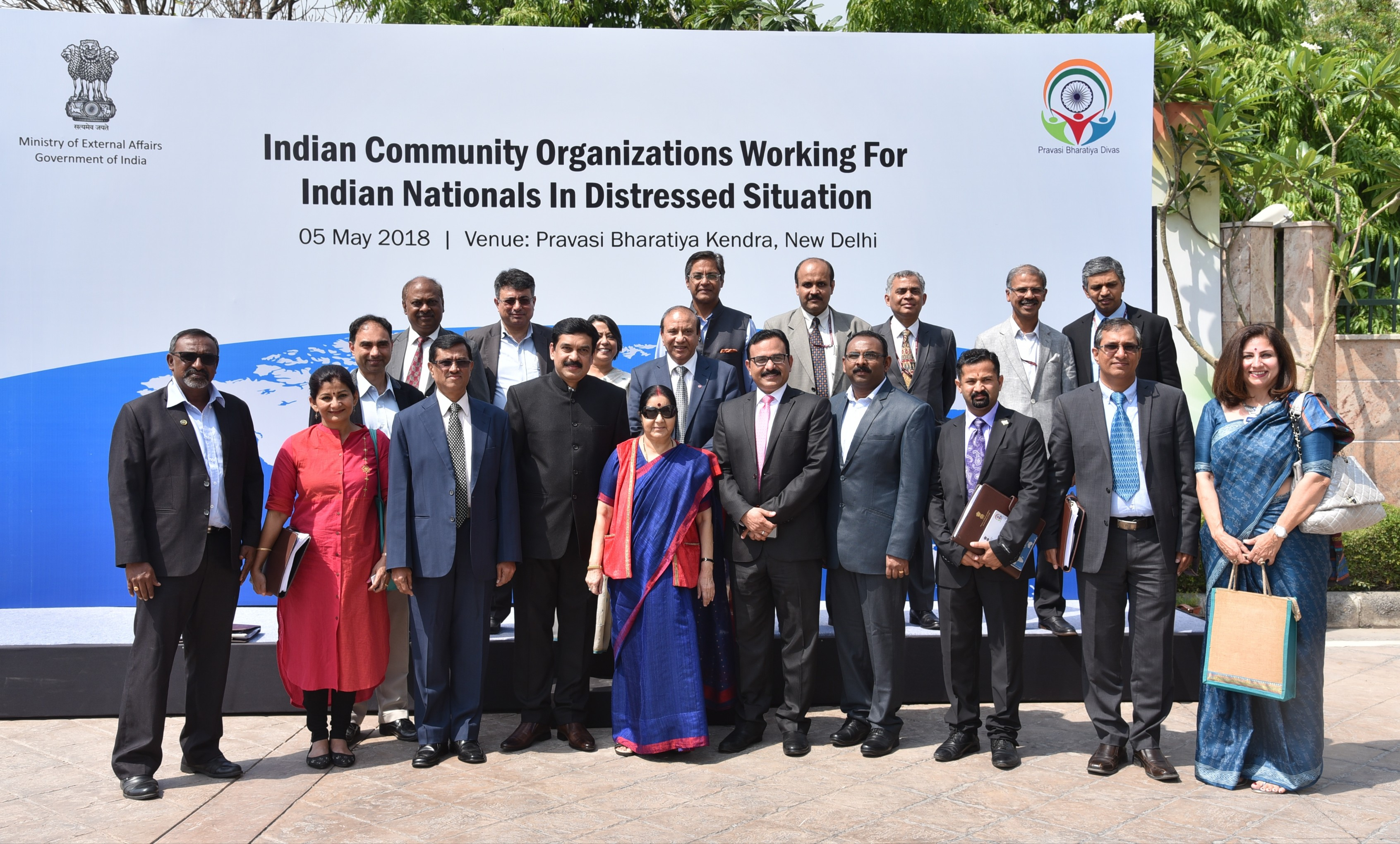 Indian Community Organizations working for Indian Nationals in Distressed Situation