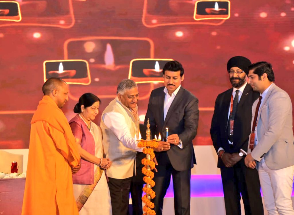 Inauguration of  Youth Pravasi Bharatiya Divas at 15th PBD 2019, Varanasi